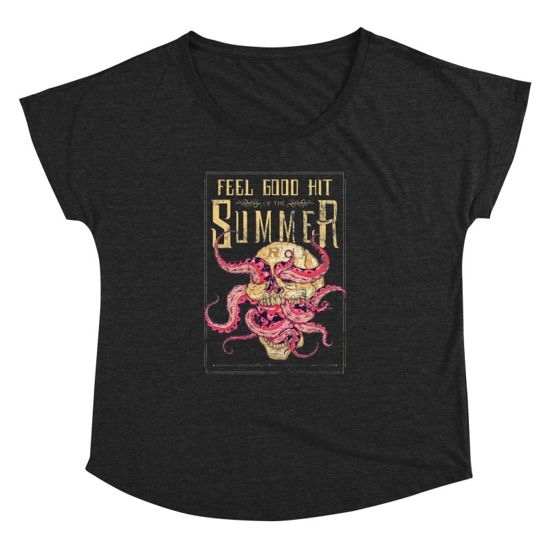 Feel Good Hit of the Summer Women's Dolman by Astronauta Store