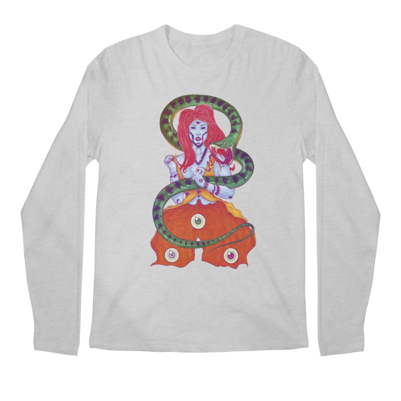3 Eyes Men's Longsleeve T-Shirt by Astronauta Store