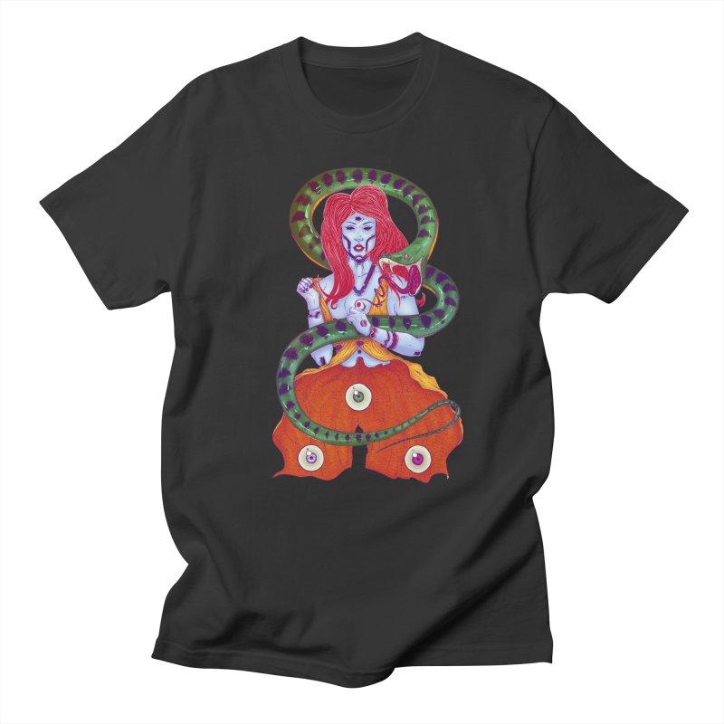 3 Eyes Men's T-shirt by Astronauta Store