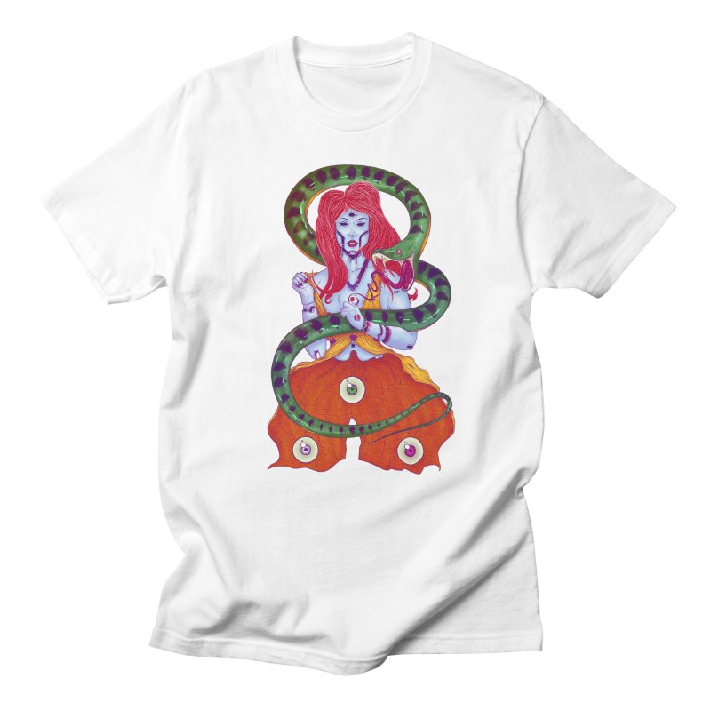 3 Eyes Men's T-Shirt by Astronauta Store