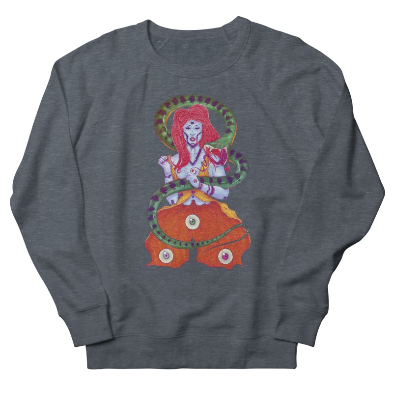 3 Eyes Women's Sweatshirt by Astronauta Store