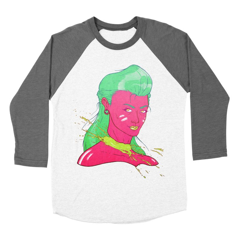 Keep your head up Men's Baseball Triblend T-Shirt by Astronauta Store