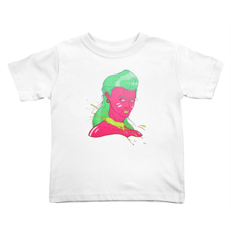 Keep your head up Kids Toddler T-Shirt by Astronauta Store