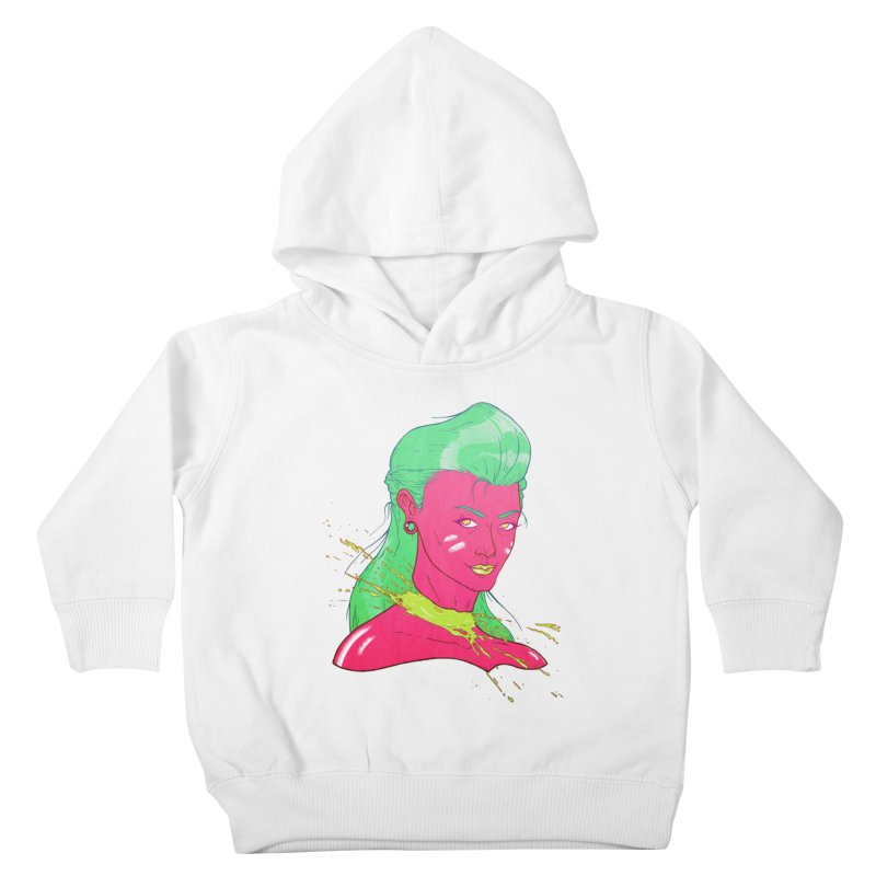 Keep your head up Kids Toddler Pullover Hoody by Astronauta Store