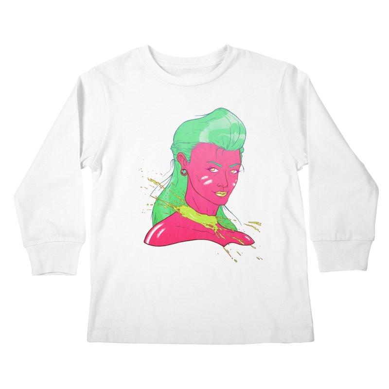 Keep your head up Kids Longsleeve T-Shirt by Astronauta Store