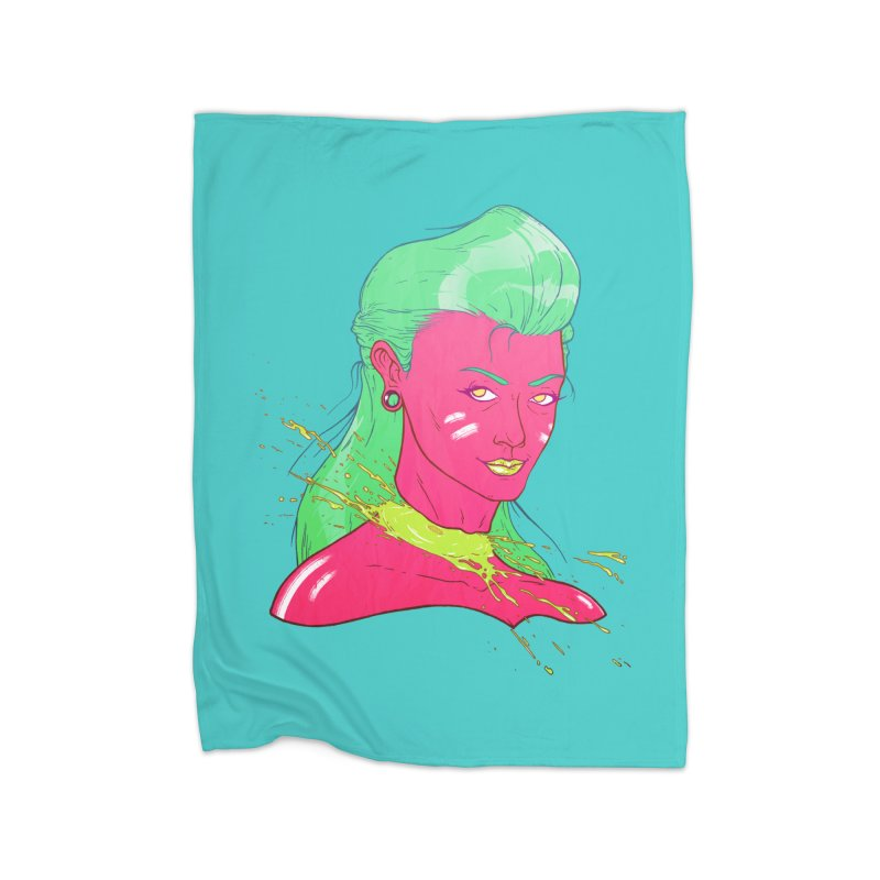 Keep your head up Home Blanket by Astronauta Store