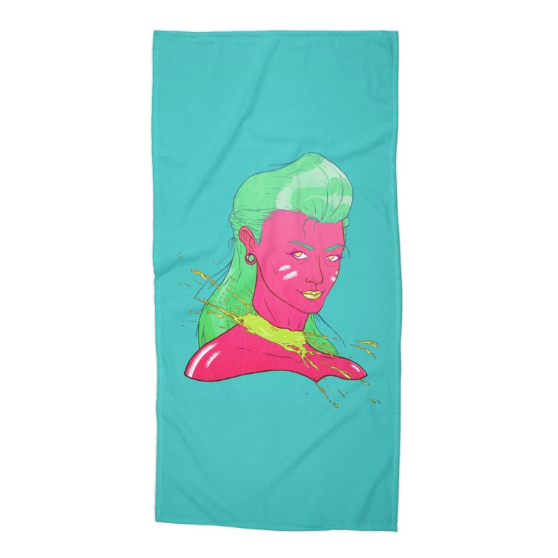 Keep your head up Accessories Beach Towel by Astronauta Store