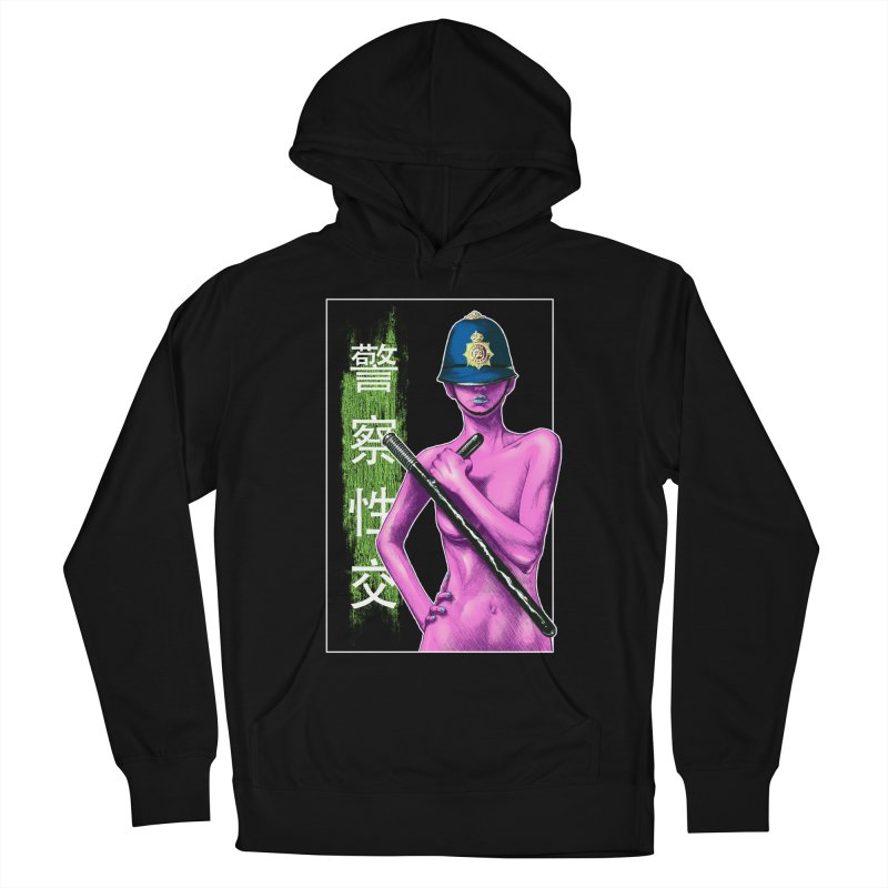 Mrs Officer Women's Pullover Hoody by Astronauta Store