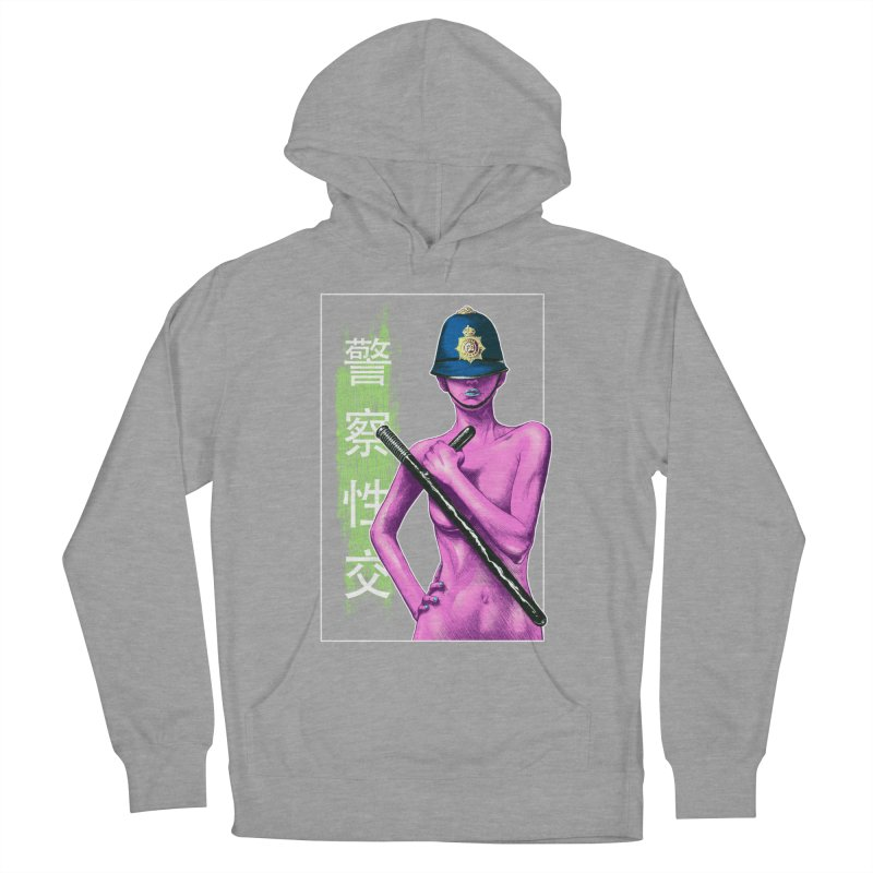 Mrs Officer Men's Pullover Hoody by Astronauta Store