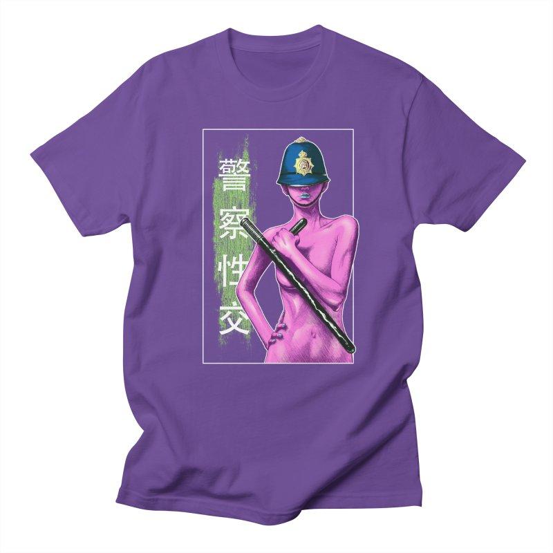 Mrs Officer Women's Unisex T-Shirt by Astronauta Store