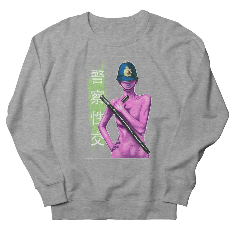 Mrs Officer Men's Sweatshirt by Astronauta Store