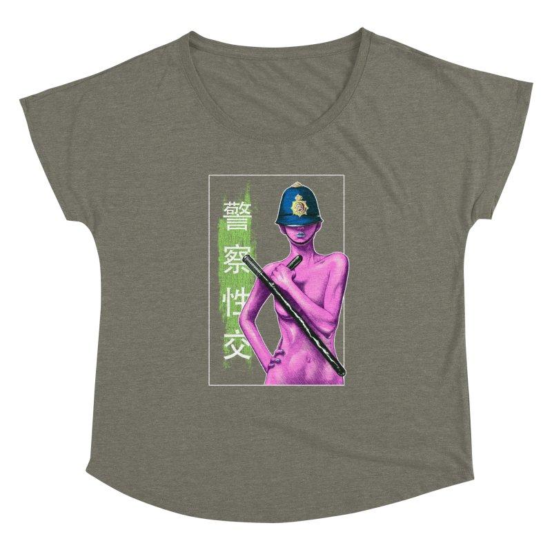 Mrs Officer Women's Dolman by Astronauta Store