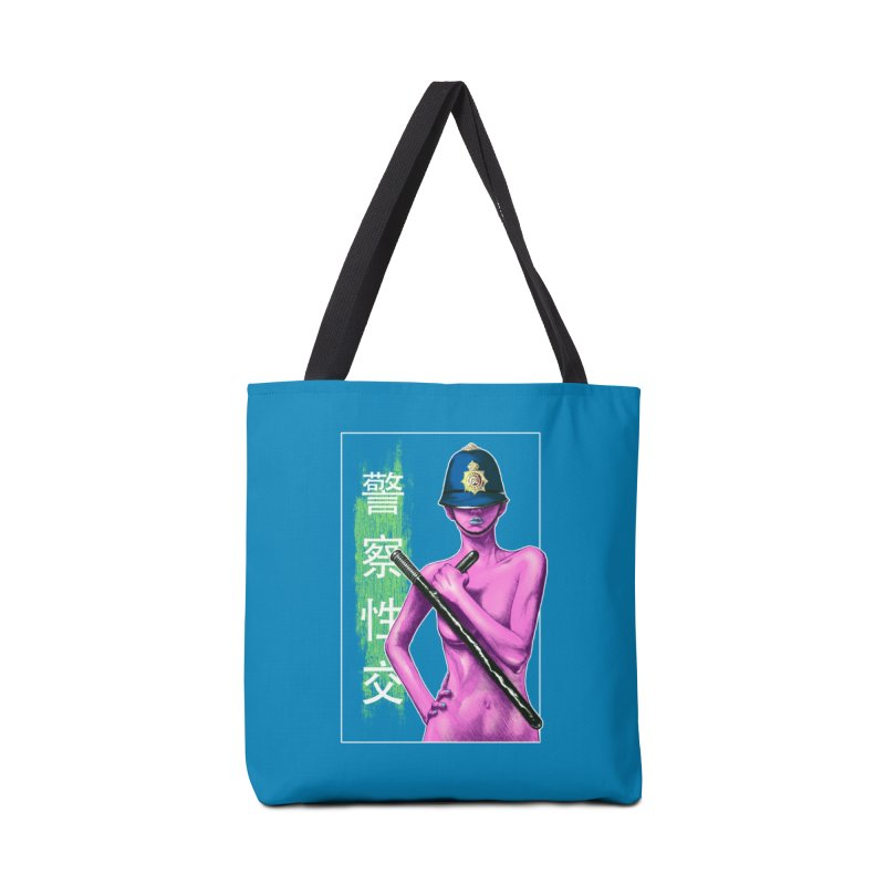 Mrs Officer Accessories Bag by Astronauta Store