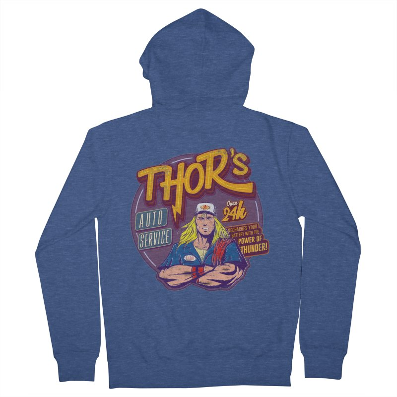 Thor's Auto Service   by Astronauta Store