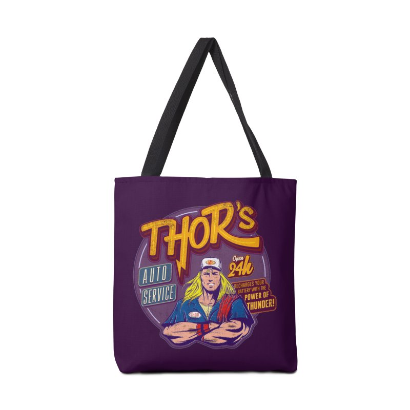 Thor's Auto Service Accessories Bag by Astronauta Store