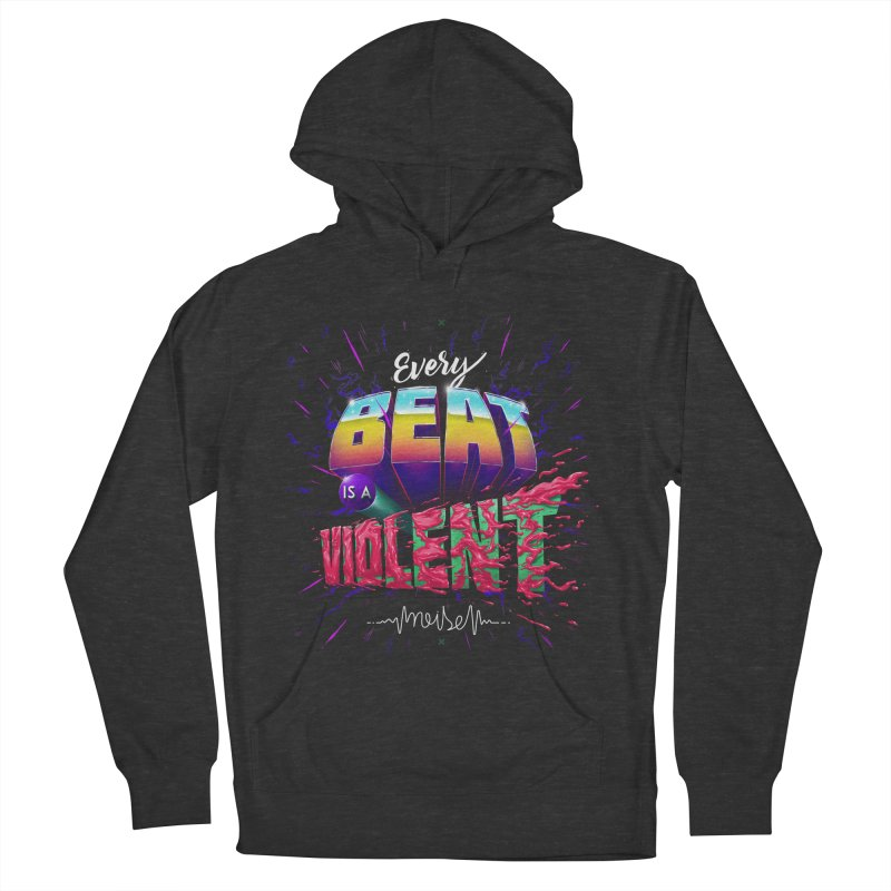 A Violent Noise Women's Pullover Hoody by Astronauta Store