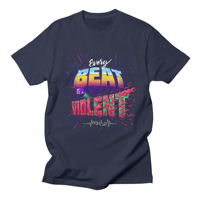A Violent Noise Women's Unisex T-Shirt by Astronauta Store