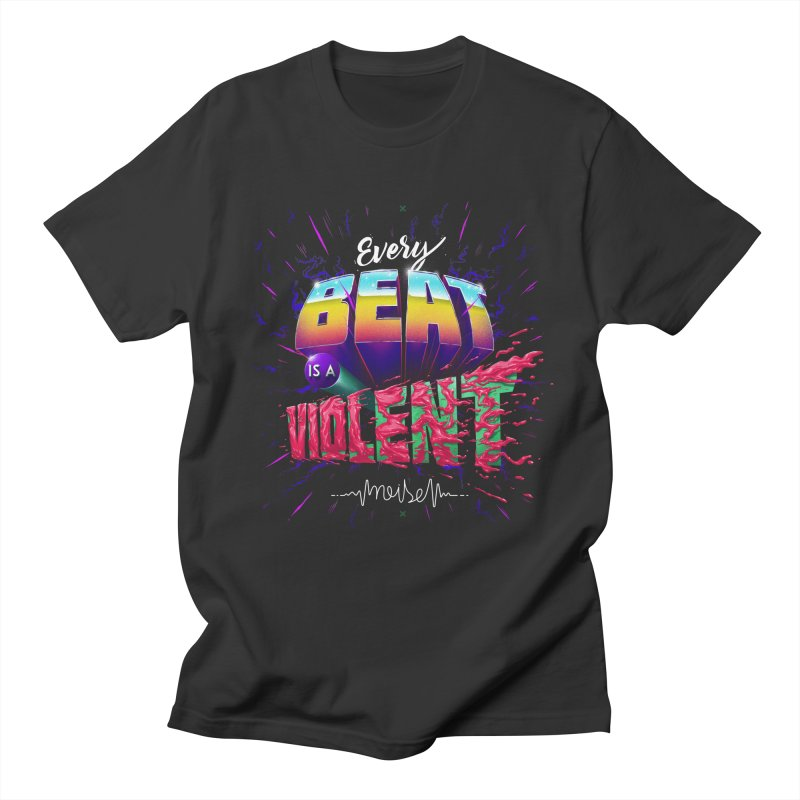 A Violent Noise   by Astronauta Store