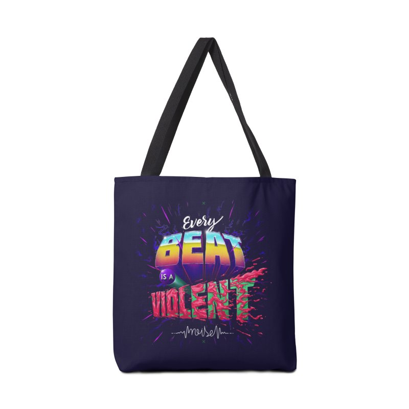 A Violent Noise Accessories Bag by Astronauta Store