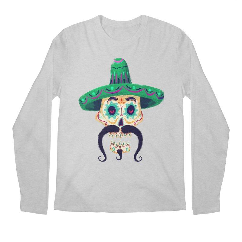 El Pistolero Men's Longsleeve T-Shirt by Astronauta Store