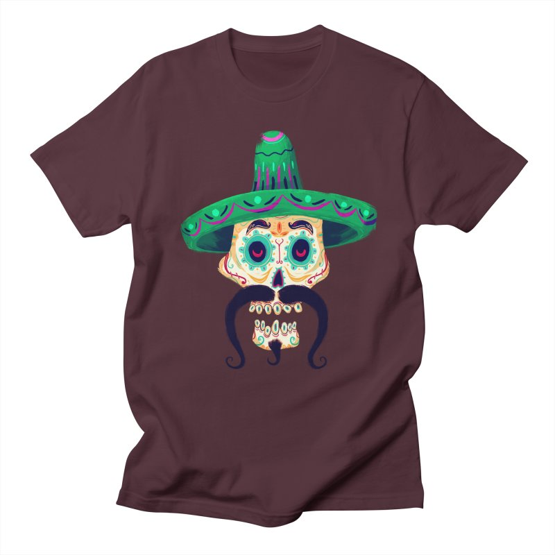 El Pistolero Men's T-shirt by Astronauta Store