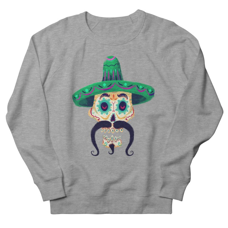 El Pistolero Men's Sweatshirt by Astronauta Store
