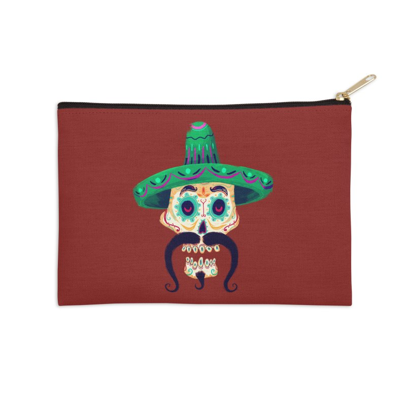 El Pistolero Accessories Zip Pouch by Astronauta Store