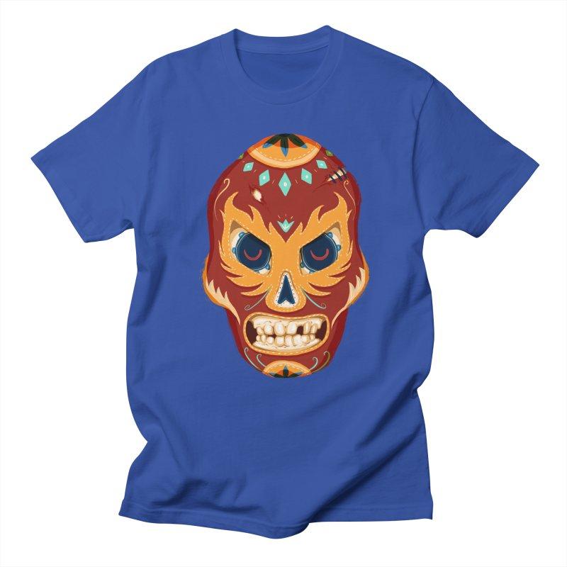 El Luchador Women's Unisex T-Shirt by Astronauta Store