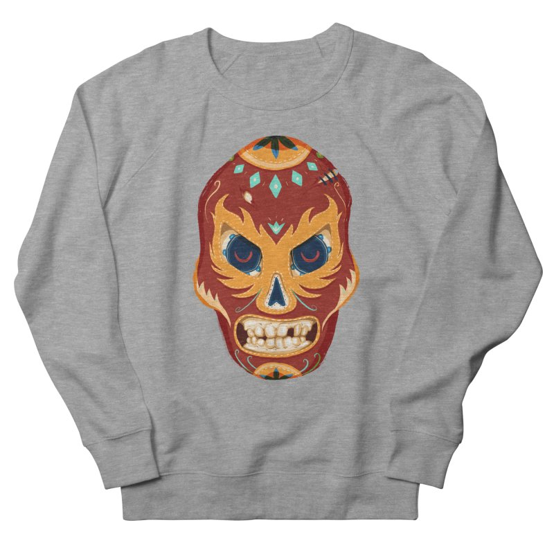 El Luchador Women's Sweatshirt by Astronauta Store