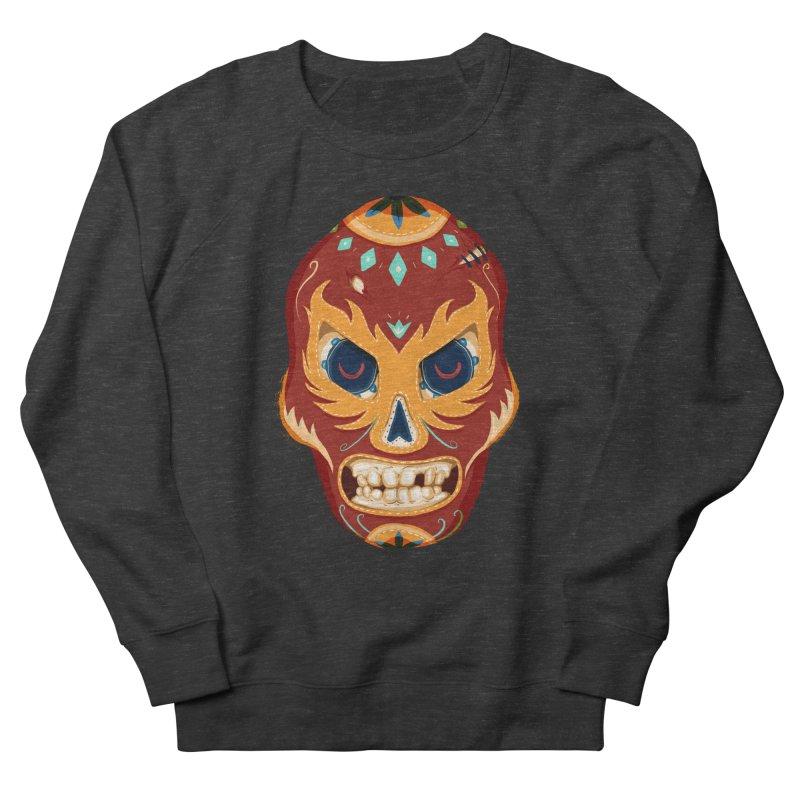 El Luchador Men's Sweatshirt by Astronauta Store