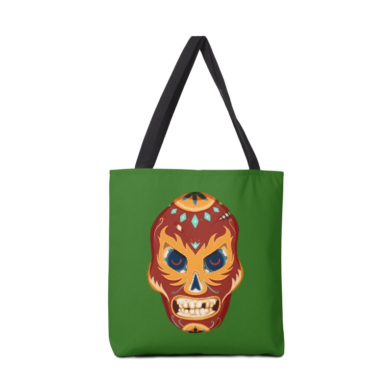El Luchador Accessories Bag by Astronauta Store