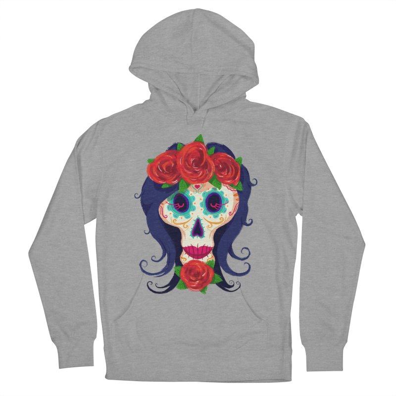 La Catrina Women's Pullover Hoody by Astronauta Store