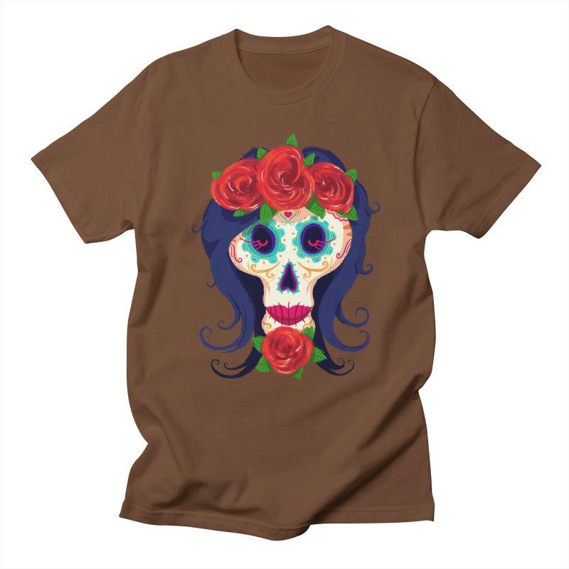 La Catrina Men's T-shirt by Astronauta Store