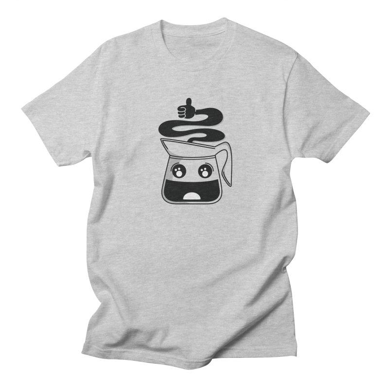 Coffee Pot Genie Women's Regular Unisex T-Shirt by Astrovix