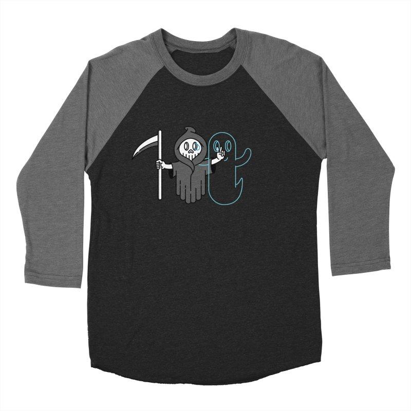Best Friends Forever Women's Baseball Triblend Longsleeve T-Shirt by Astrovix