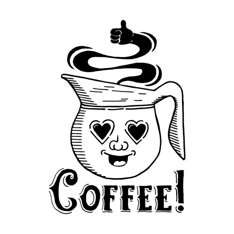 Coffee Pot Genie None  by Astrovix