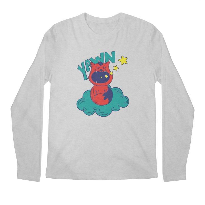 Lalaland Men's Regular Longsleeve T-Shirt by Astrovix