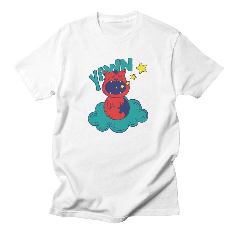 Lalaland Men's Regular T-Shirt by Astrovix