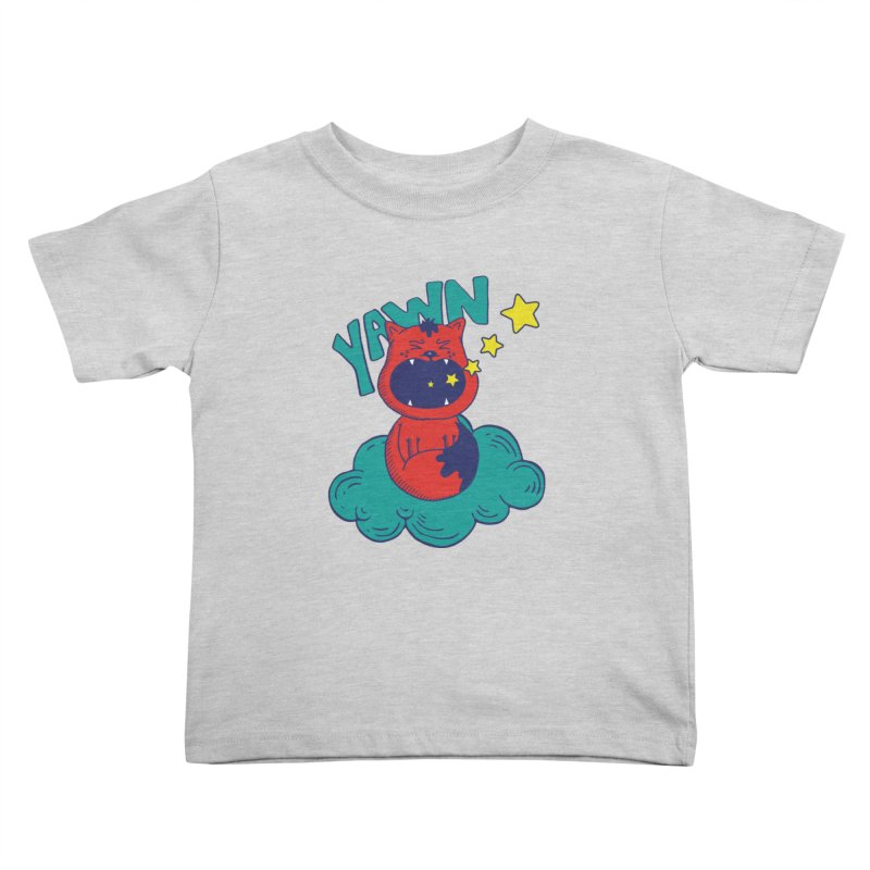 Lalaland Kids Toddler T-Shirt by Astrovix