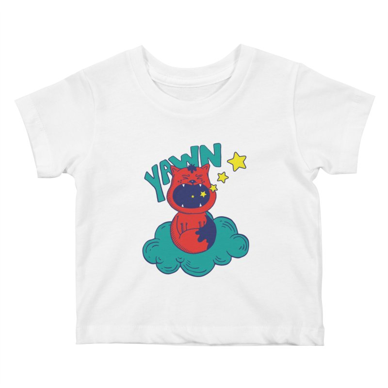 Lalaland Kids Baby T-Shirt by Astrovix