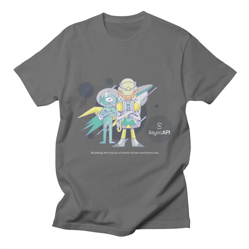 Eve & Chan: AsyncAPI 2.0.0 launch Women's T-Shirt by AsyncAPI official shop