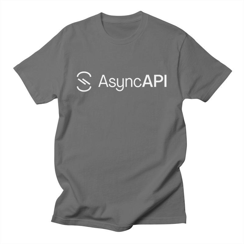 AsyncAPI Logo Men's T-Shirt by AsyncAPI official shop