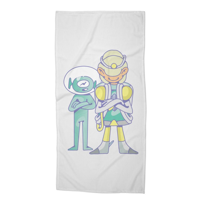 Eve & Chan Accessories Beach Towel by AsyncAPI official shop