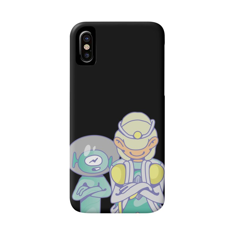 Eve & Chan Accessories Phone Case by AsyncAPI official shop