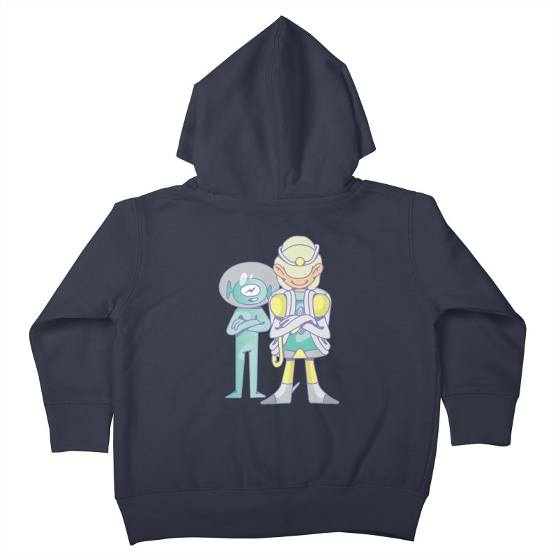 Eve & Chan Kids Toddler Zip-Up Hoody by AsyncAPI official shop