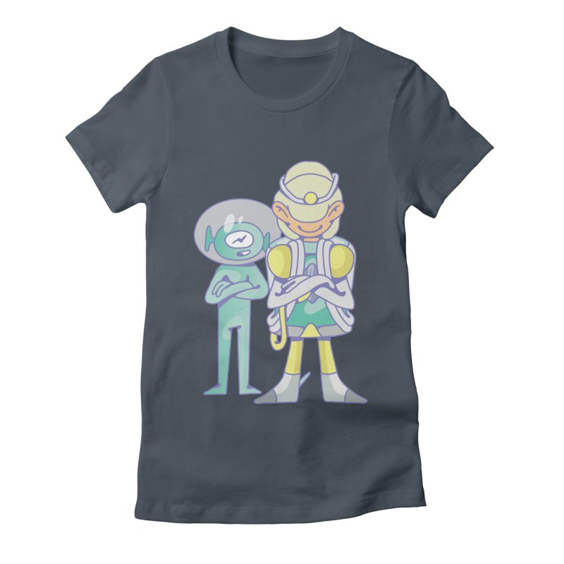 Eve & Chan Women's T-Shirt by AsyncAPI official shop