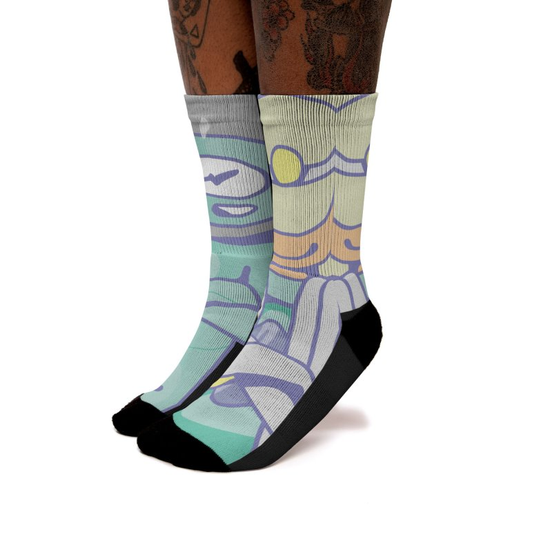 Eve & Chan Women's Socks by AsyncAPI official shop