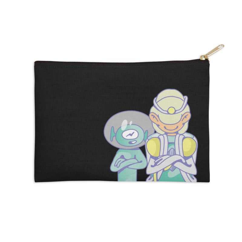 Eve & Chan Accessories Zip Pouch by AsyncAPI official shop