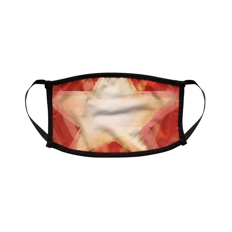 Star Patrol Accessories Face Mask by Athenic
