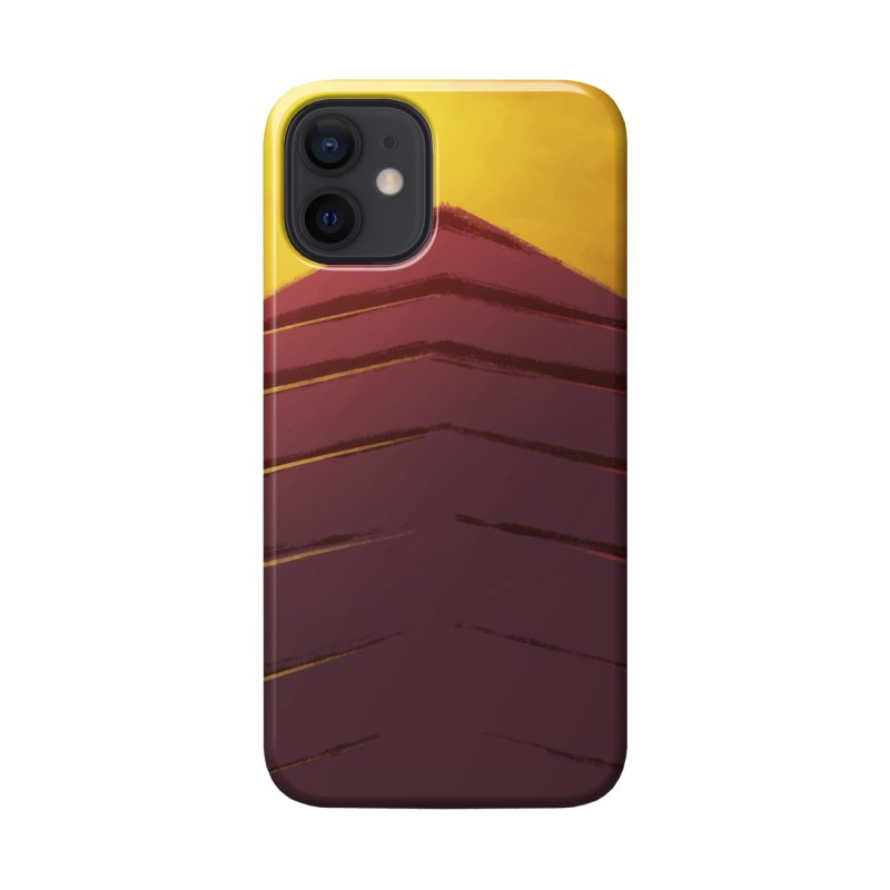 Pyramid Accessories Phone Case by Athenic
